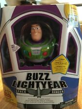 NEW DISNEY PIXAR TOY STORY SIGNATURE COLLECTION BUZZ LIGHTYEAR SPACE RANGER