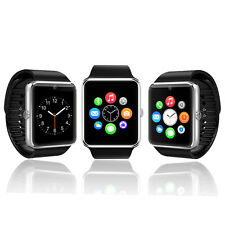 Unlocked! 2-in-1 GSM SmartWatch&Phone + Bluetooth Camera Pedometer Touch Screen