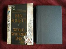 Ken Follett - WORLD WITHOUT END - 1st/1st