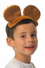 Teddy Bear Costume Kids Ears and Tail Fancy Dress World Book Day Animal