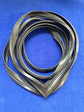 1933/34 CLOSED CAR & 1932 3-WINDOW FORD WINDSHIELD RUBBER SEAL