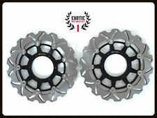 Front Brake Disc Rotors Set for Honda CBR929RR CBR954RR  Wave Rotors