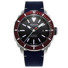 ALPINA Seastrong Diver 300 Automatic Men's Watch AL-525LBBRG4V6