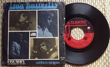 "IRON BUTTERFLY / EASY RIDER - SOLDIER IN OUR TOWN - 7"" (Italy 1970 - Atlantic)"