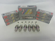 6pc NGK SPARK PLUG LASER IRIDIUM POWER - ILFR6B #6481