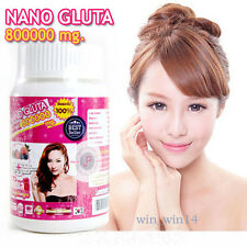 Nano Gluta 800000 Super Whitening Glutathione Collagen Mix Berry Vitamin C