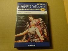 DVD / AIDA VAN GIUSEPPE VERDI - OPERA
