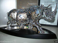 SWAROVSKI LIMITED EDITION 2008 RHINOCEROS 10000 PIECES WORLDWIDE NEW MIB