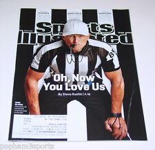 ED HOCHULI - Sports Illustrated SI - NFL Officials/Referees/Refs - 10/8/2012