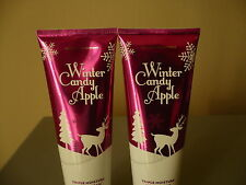 Bath and Body Works Winter Candy Apple Triple Moisture Body Cream 8 oz