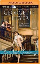 The Quiet Gentleman by Georgette Heyer (2015, MP3 CD, Unabridged)