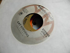 Cat Stevens 45 Banapple Gas/Ghost Town A&M 1785
