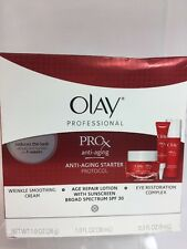 Olay Professional Pro-X Anti-Aging Starter Protocol Wrinkle Smoothin Eye Complex