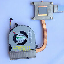 NEW FOR HP Elitebook  8560P 8570P CPU FAN+ HEATSINK 647603-001  686309-001(UMA)