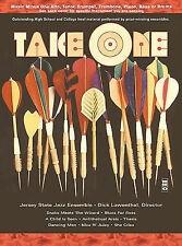 Take One Music Minus One Alto, Tenor, Trumpet, Trombone, Piano, Bass or Drums, E