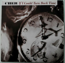 "12"" EU**CHER - IF I COULD TURN BACK TIME (GEFFEN RECORDS '89)***19503"