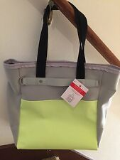NWT Lululemon Urban Oasis Tote In SILVER FADED ZAP READ INTL SHIP