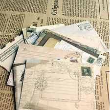 12pcs/set Vintage Home Office Stationery Mini Paper Ancient Envelope Craft