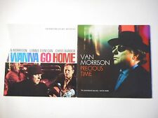 Unique Lot de 2 CD Single ▬ VAN MORRISON ▬ Port GRATUIT