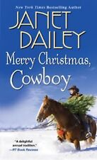 Merry Christmas, Cowboy, Dailey, Janet, Very Good Book
