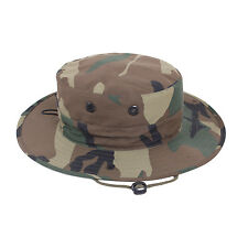 boonie hat adjustable size wide brim various colors rothco 52555