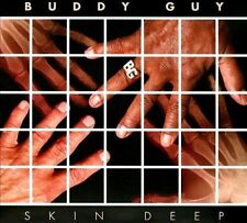 Skin Deep (CD) by Buddy Guy Eric Clapton  (SEALED and NEW) Shelf GS 7