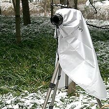 Pro D-SLR CAMERA RAIN COVER Lens Pentax Canon Sony Olympous Samsung /S