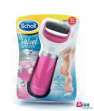 Scholl Velvet Smooth Diamond Crystals Electroni Pedi Foot File Hard Skin Remover