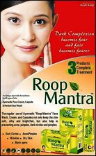 ROOP MANTRA Herbal Cream, Face Wash and Capsule For Make Your Skin Fair & glow.