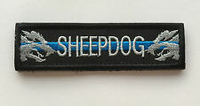 SHEEPDOG Tactical Military Morale   Patch    SJK   515