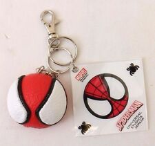 Spider-Man Universal Studios Japan Key Ring Keychain Rare New NWT