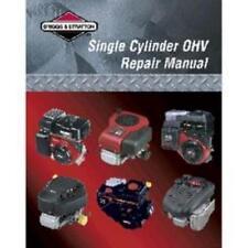 Genuine Briggs & Stratton VANGUARD V-TWIN OHV SERVICE TECHNICIAN MANUAL 272144