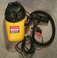 Shop Vac Shop Pac SP650C Back Pack Vacuum 6.5HP with Hoses & New Filter