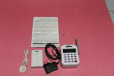 SK642 Wireless Water Alarm System with Auto Dialer