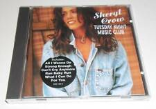 SHERYL CROW - TUESDAY NIGHT MUSIC CLUB - 1993 UK 11 TRACK CD ALBUM