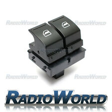 Volkswagen VW Golf MK5 Electric Window Control 2 Button Switch RIGHT Driver Side