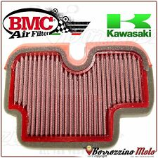 AIR FILTER PERFORMANCE WASHABLE BMC FM438/04 KAWASAKI ER-6N ER6N 650 2006-2008