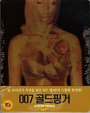 Goldfinger 50th Anniversary Limited Edition SteelBook (Region A, B & C Korea)
