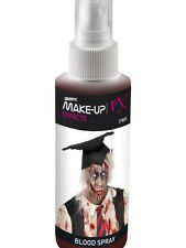 Halloween Falso Spray Sangue 28,3 ml Smiffys HORROR POMPA NEBULIZZATORE azione