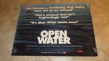 OPEN WATER movie poster (UK Quad)