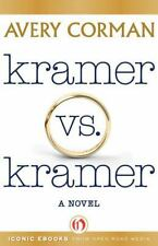 Kramer vs. Kramer: A Novel, Corman, Avery, New Books