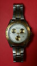 Vintage MATHEY-TISSOT Watch 22 JEWELS Chronograph Anolog Swiss Made Tachymetre