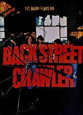 BACK STREET CRAWLER the band plays on GERMAN 1975 EX LP