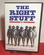 The Right Stuff 1983 (DVD, 2011) Free Shipping - Dennis Quaid, Ed Harris