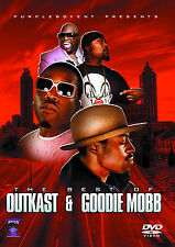 OUTKAST GOODIE MOB MUSIC VIDEOS HIP HOP RAP DVD ANDRE 3000 BIG BOI CEE-LO GREEN