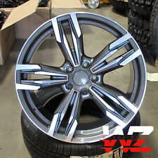 19 inch 433 Style Wheels Gunmetal Fits BMW 1 2 3 4 Series 328 330 335 M3 535 545