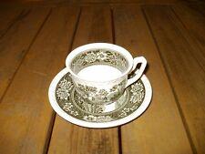 Villeroy & Boch Rusticana grün Kaffeetasse mit Untertasse gebraucht