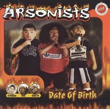 Date of Birth [PA] by Arsonists (CD, Sep-2001, Matador (record label))