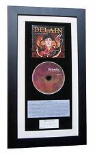 DELAIN We Are Others CLASSIC CD Album TOP QUALITY FRAMED+EXPRESS GLOBAL SHIPPING