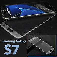 Clear Curved Tempered Glass Premium Screen Protector For Samsung Galaxy S7 G930F
